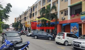 Apartment Kg. Raja Uda (Rent)